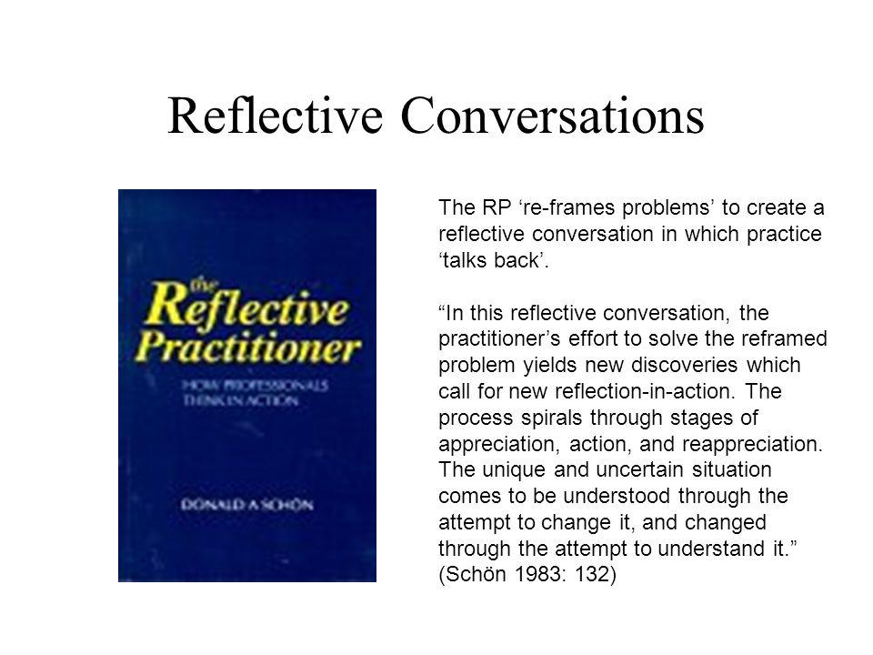 Reflective Conversations