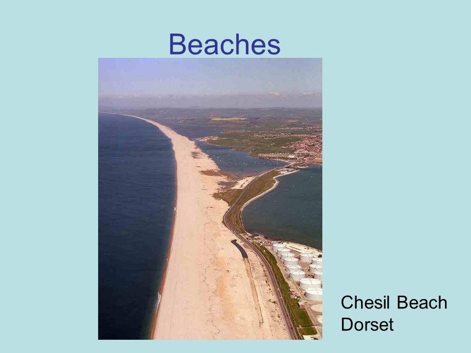 Beaches Chesil Beach Dorset