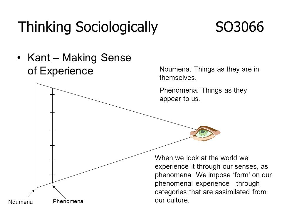 i found myself thinking sociologically when