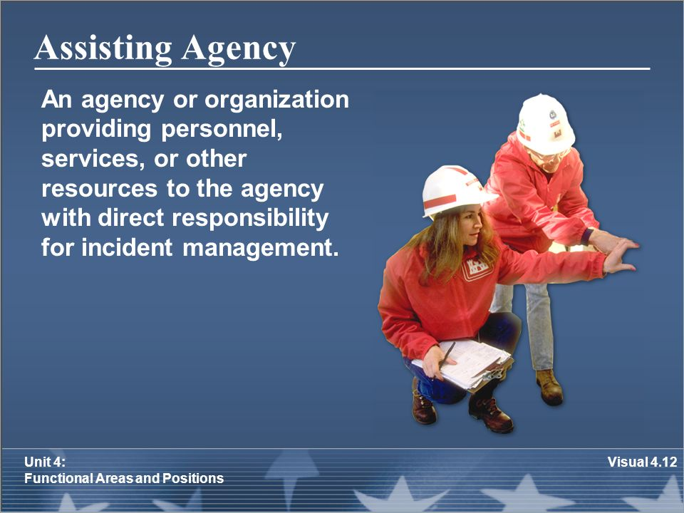 Assisting Agency
