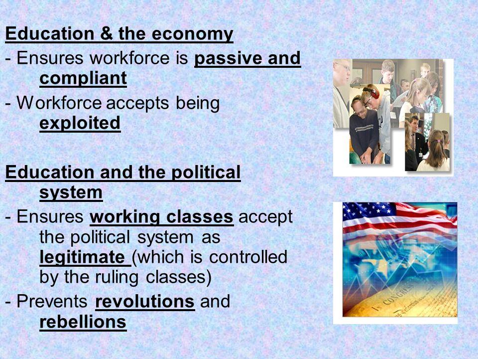 Education & the economy