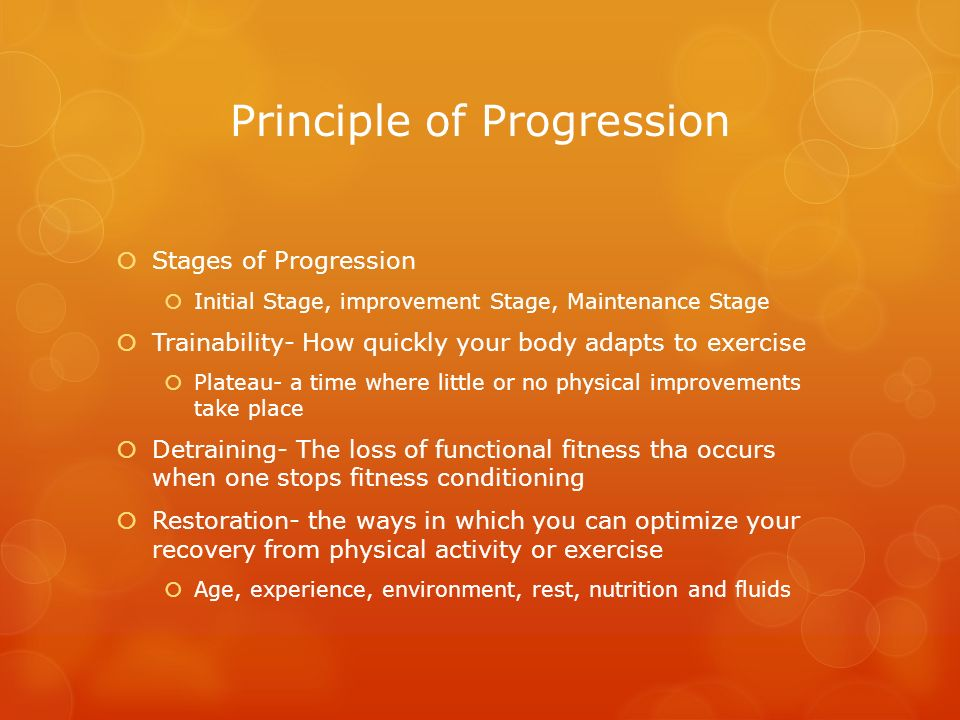 Designing A Personal Fitness Program Ppt Download