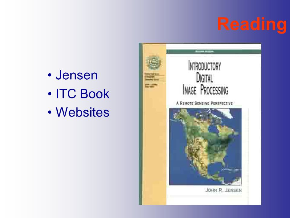 Jensen ITC Book Websites