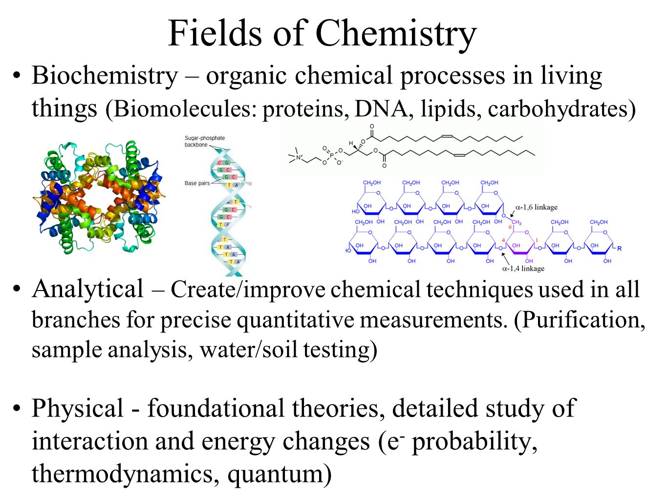 an analysis of the field of chemistry and the mystery of matter Mystery, thriller & crime materials chemistry -materials science is an interdisciplinary field applying the properties of matter to various areas of it is also an important part of forensic engineering and failure analysis nuclear chemistry -nuclear chemistry is the subfield.