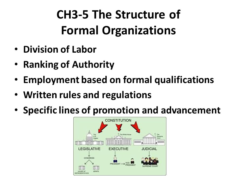 formal lines of authority Communications overview formal communications follow the lines of authority however, information concerning incident or event can be passed horizontally or vertically within the.