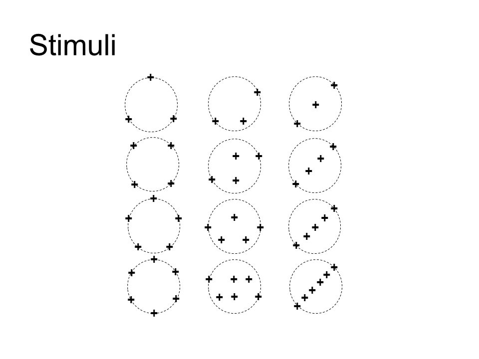 Stimuli +