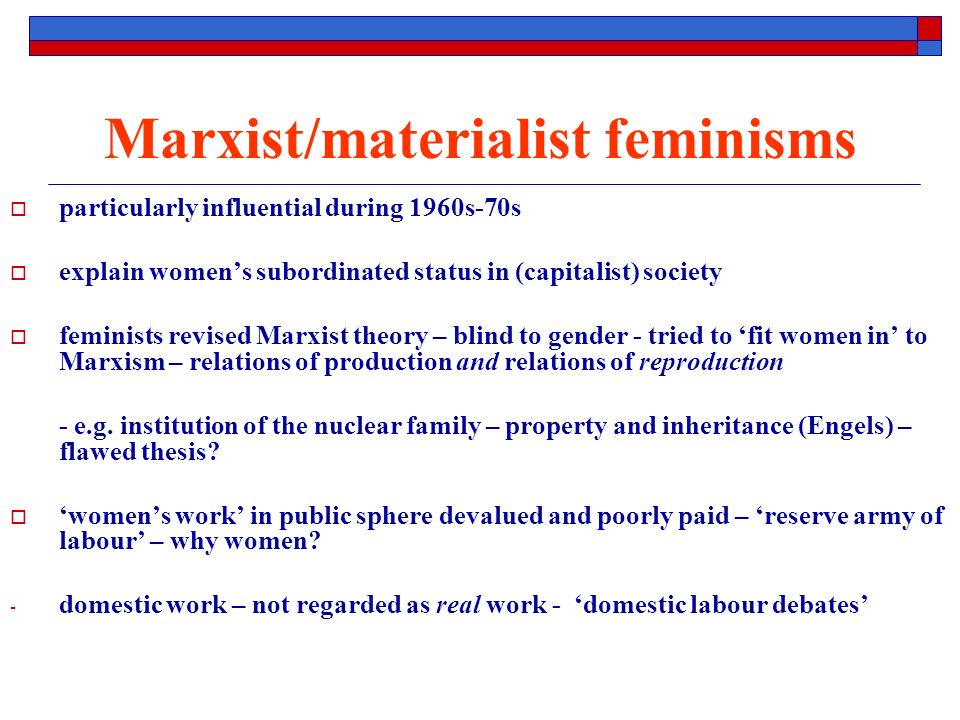 materialist thesis How can the answer be improved.