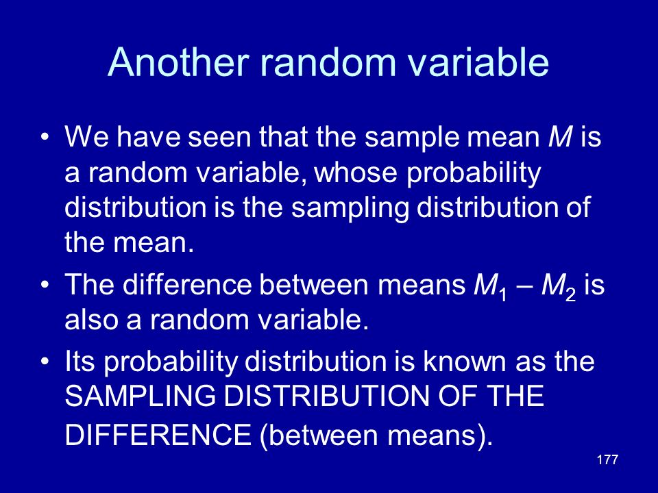 Another random variable