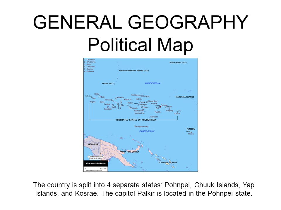 FEDERATED STATES OF MICRONESIA ppt video online download