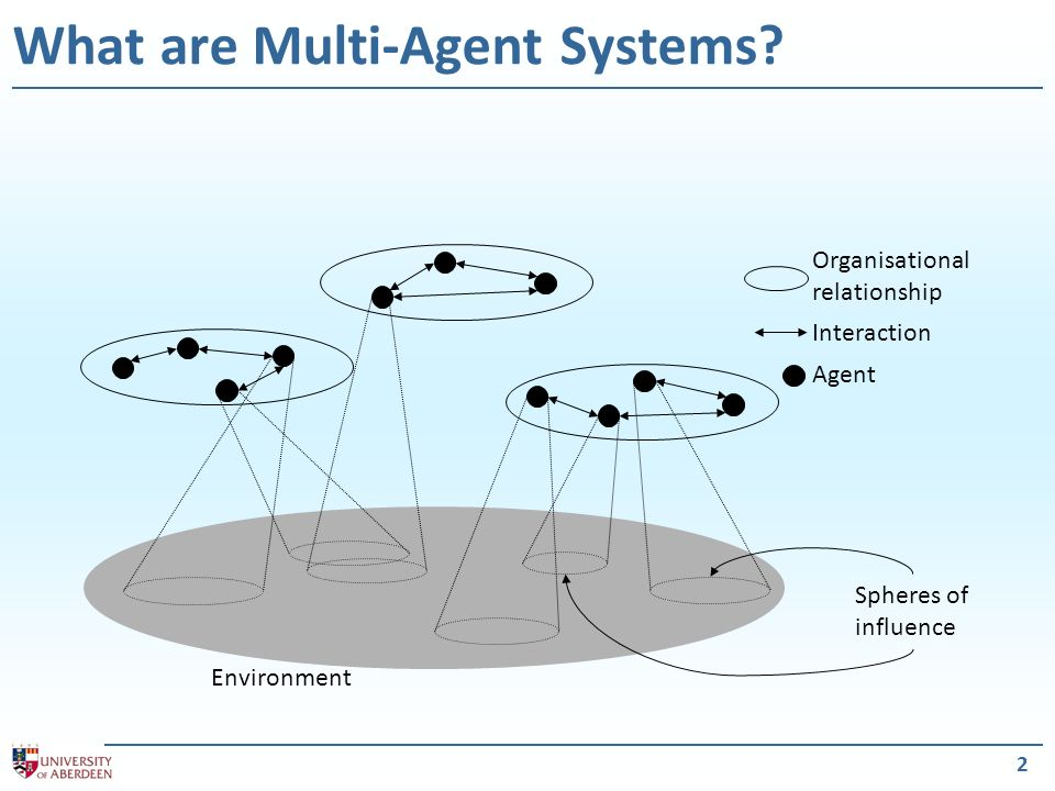 What are Multi-Agent Systems