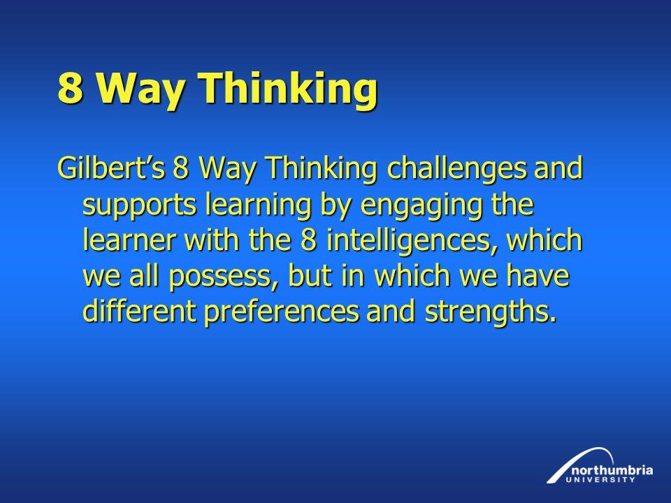 8 Way Thinking