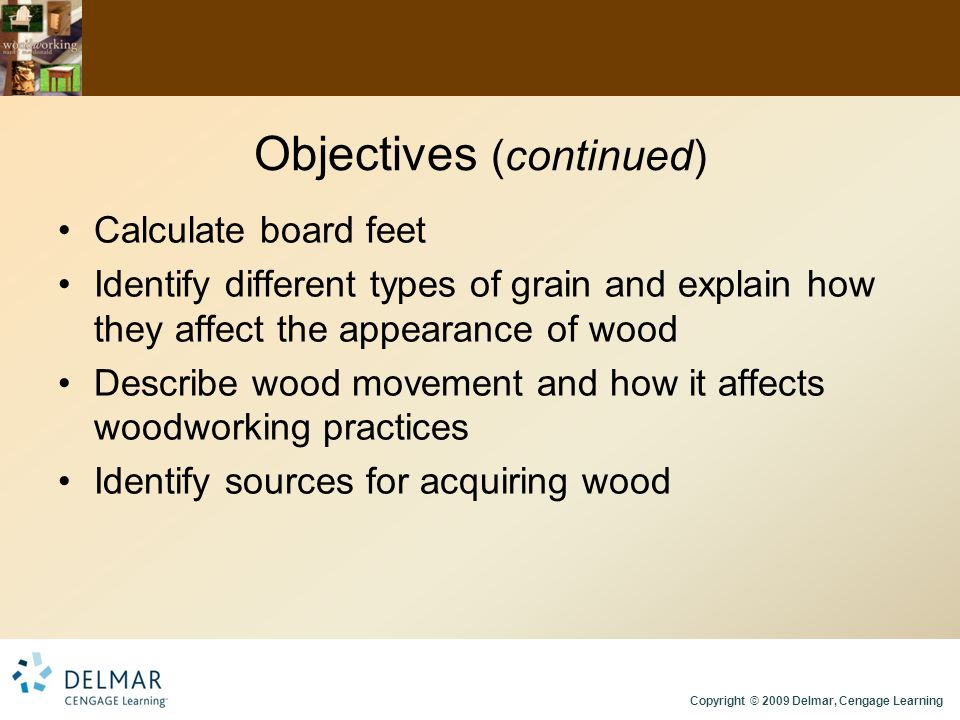 Chapter 9 wood ppt video online download for How to calculate board feet in a tree