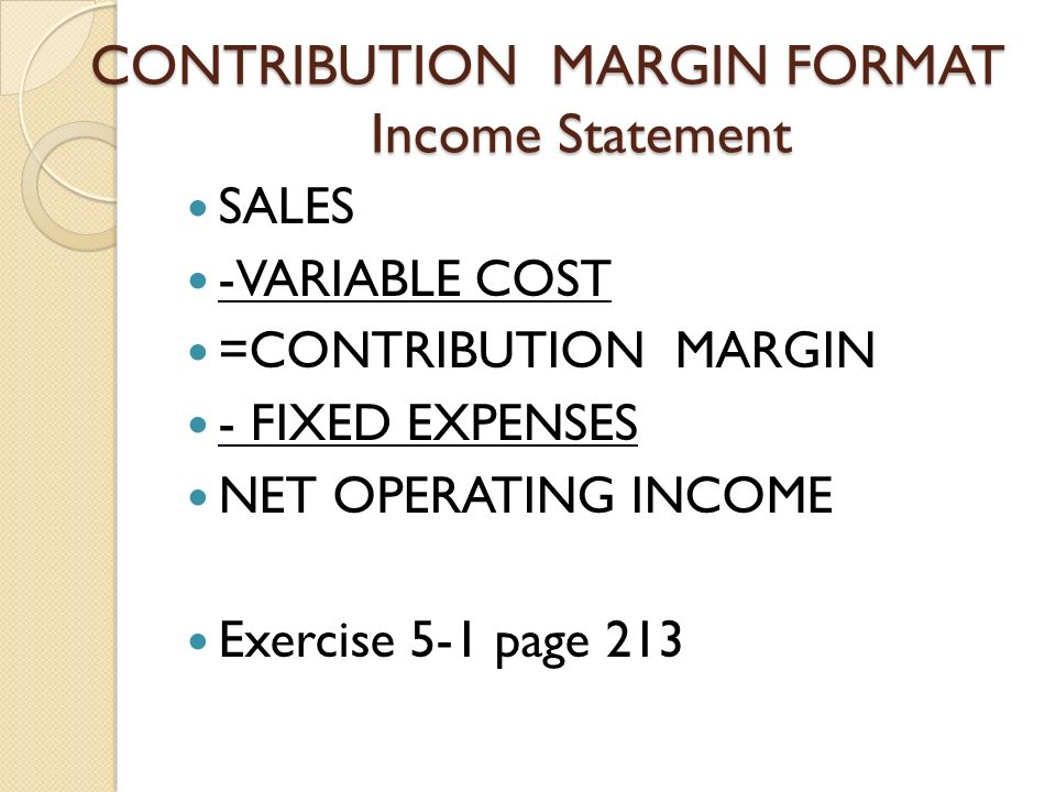 variable cost and net operating income Its class quiz and its easy subject name is cost accounting fixed selling, income statement, fixed selling, administrative expenses, net operating income, contribution margin, number of units, units sold, net operating income, variable costing.