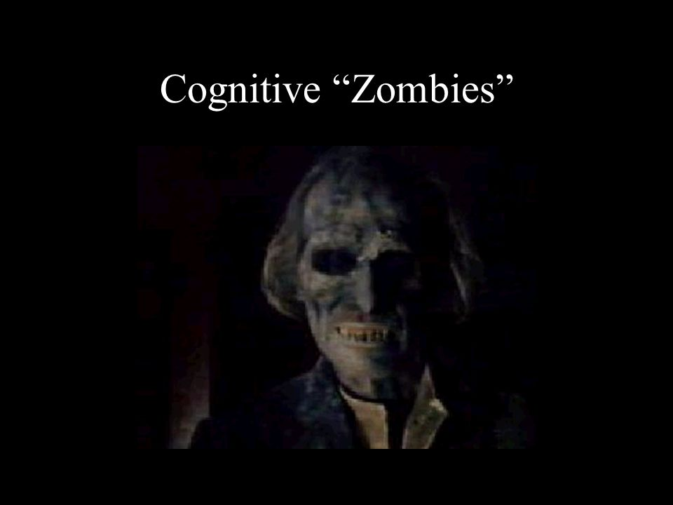 Cognitive Zombies