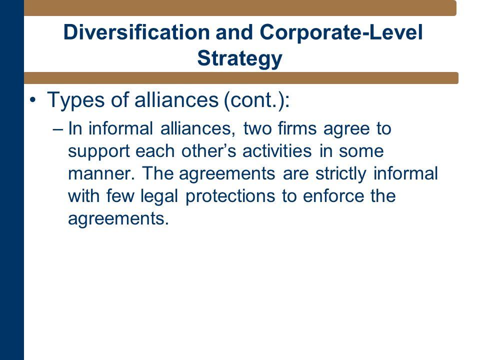 diversification strategies of wal mart