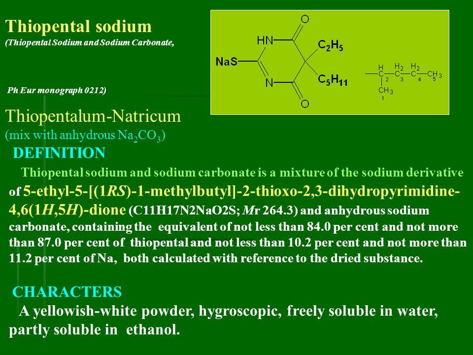 LECTURE № 14 Theme: Derivatives of barbituric acid