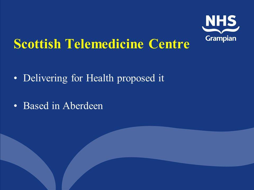 Scottish Telemedicine Centre