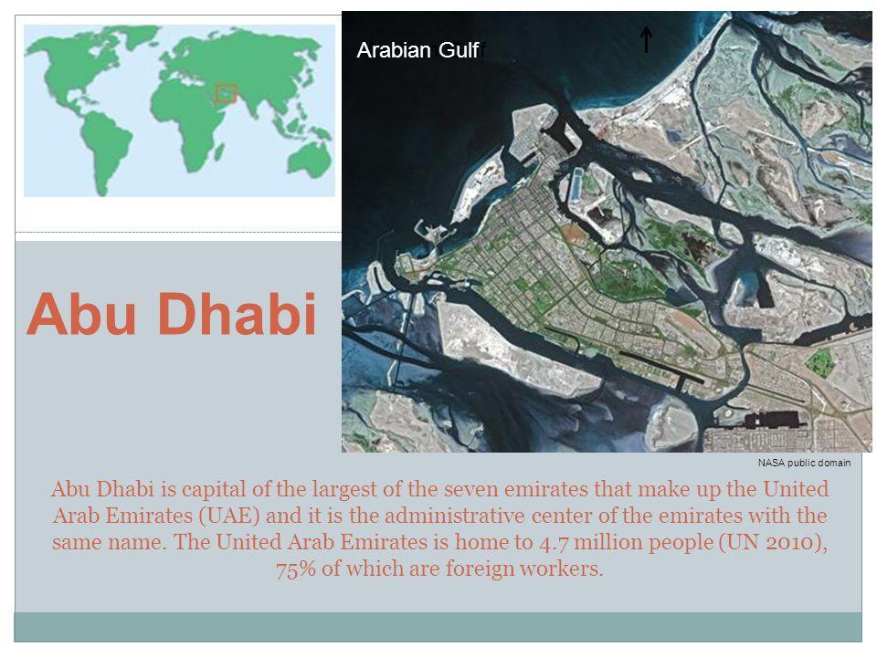 Abu Dhabi Arabian Gulf Arabian Gulf