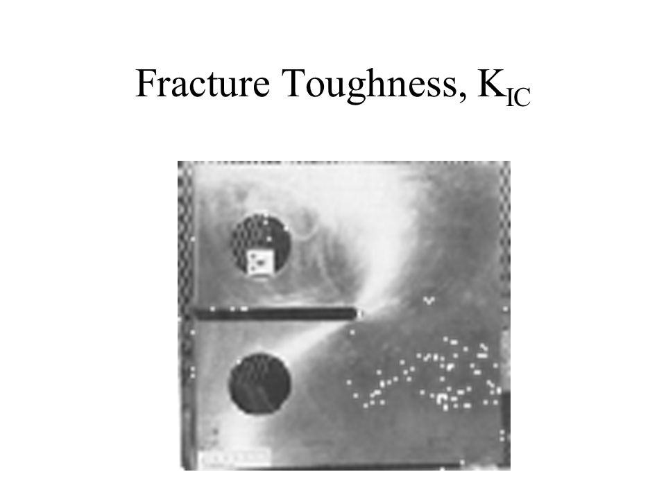 Fracture Toughness, KIC