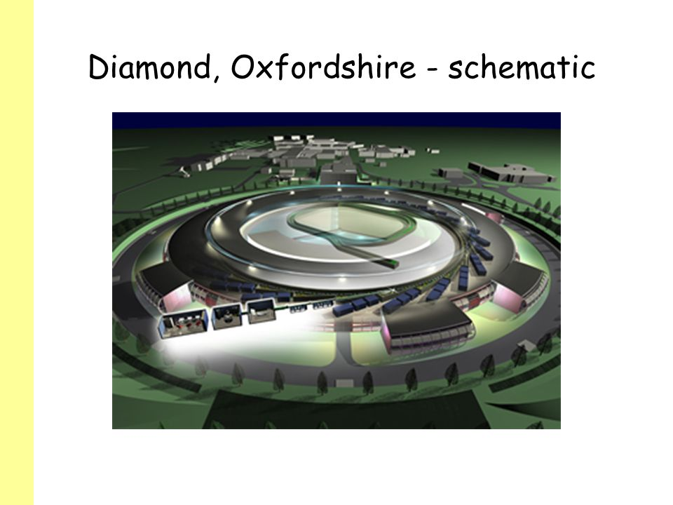 Diamond, Oxfordshire - schematic