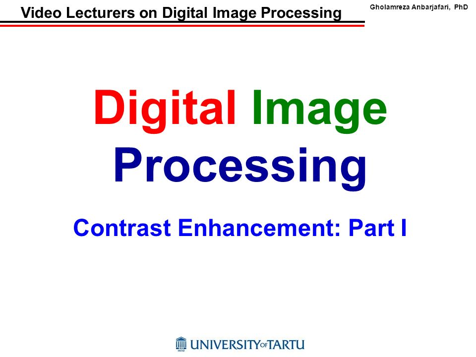 thesis on digital image enhancement Thesis on image enhancement pdf image enhancement in digital x-ray angiography – utrechtthe research described in this thesis was carried out at the image.