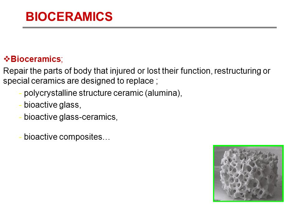 Classification Of Biomaterials Ppt Video Online Download