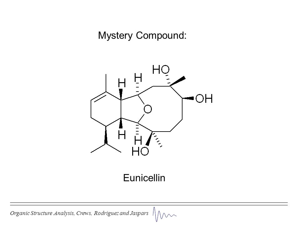 Mystery Compound: Eunicellin