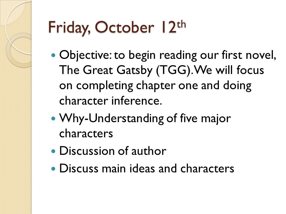 great gatsby chapter one close reading Model: chapter one, close read #1, gatsby's mansion i lived at west egg, the — well, the less fashionable of the two, though this is a most superficial tag to express the bizarre and not a little sinister contrast between them.