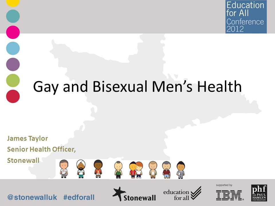 Gay and Bisexual Men's Health