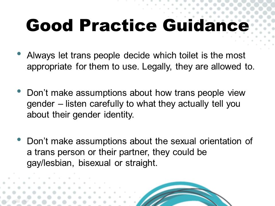Good Practice Guidance