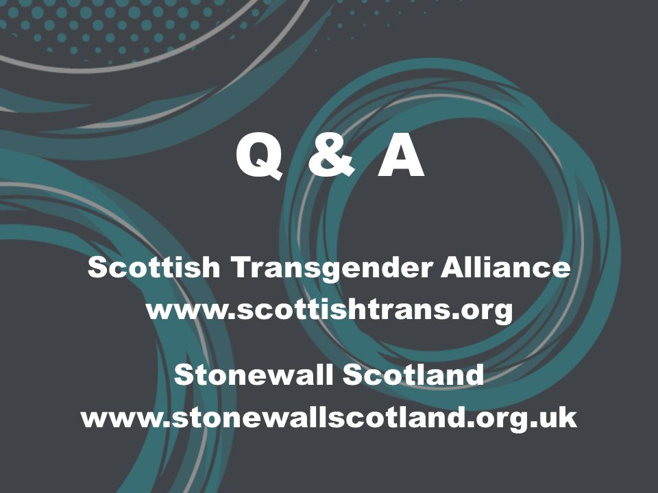 Scottish Transgender Alliance