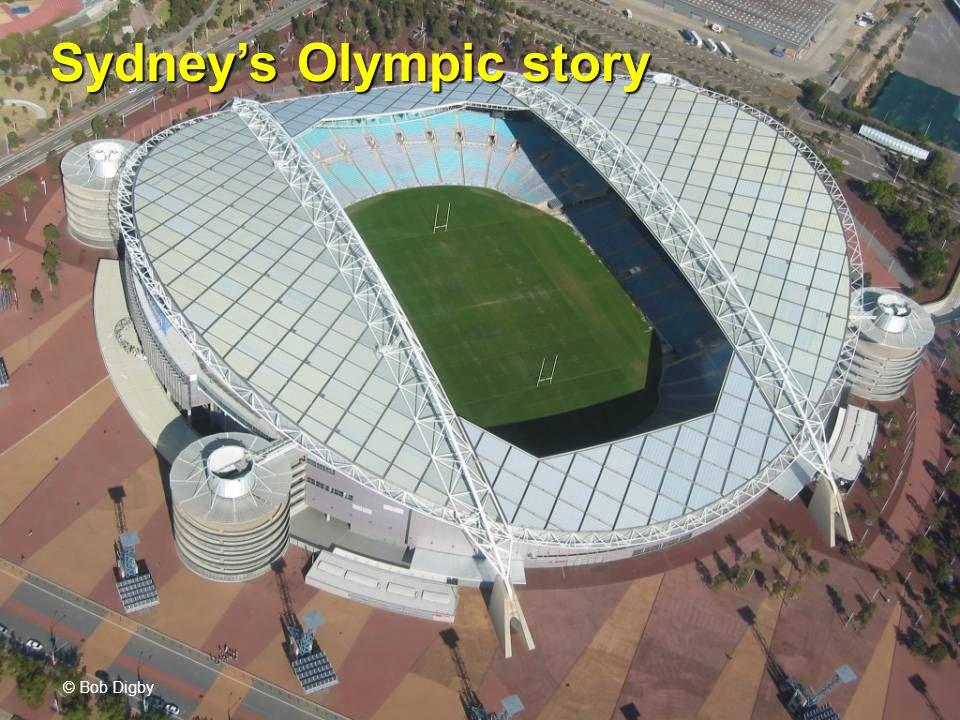 Sydney's Olympic story