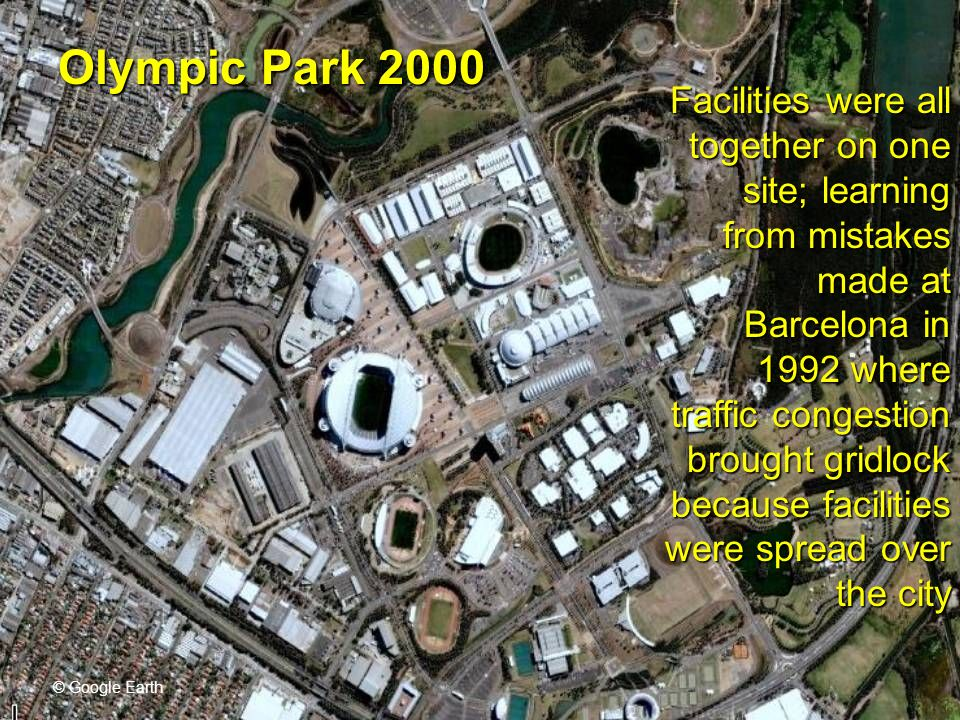 Olympic Park 2000