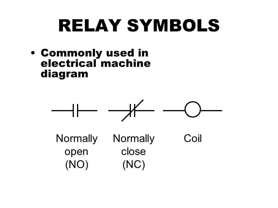Electrical drawing relay symbol unusual coil symbol contemporary electrical and wiring diagram swarovskicordoba Images