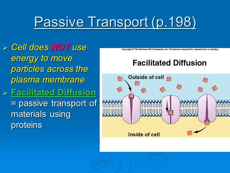 cellular transport movement of materials across a cellular membrane ppt download. Black Bedroom Furniture Sets. Home Design Ideas