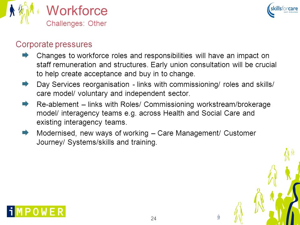 Workforce Challenges: Other