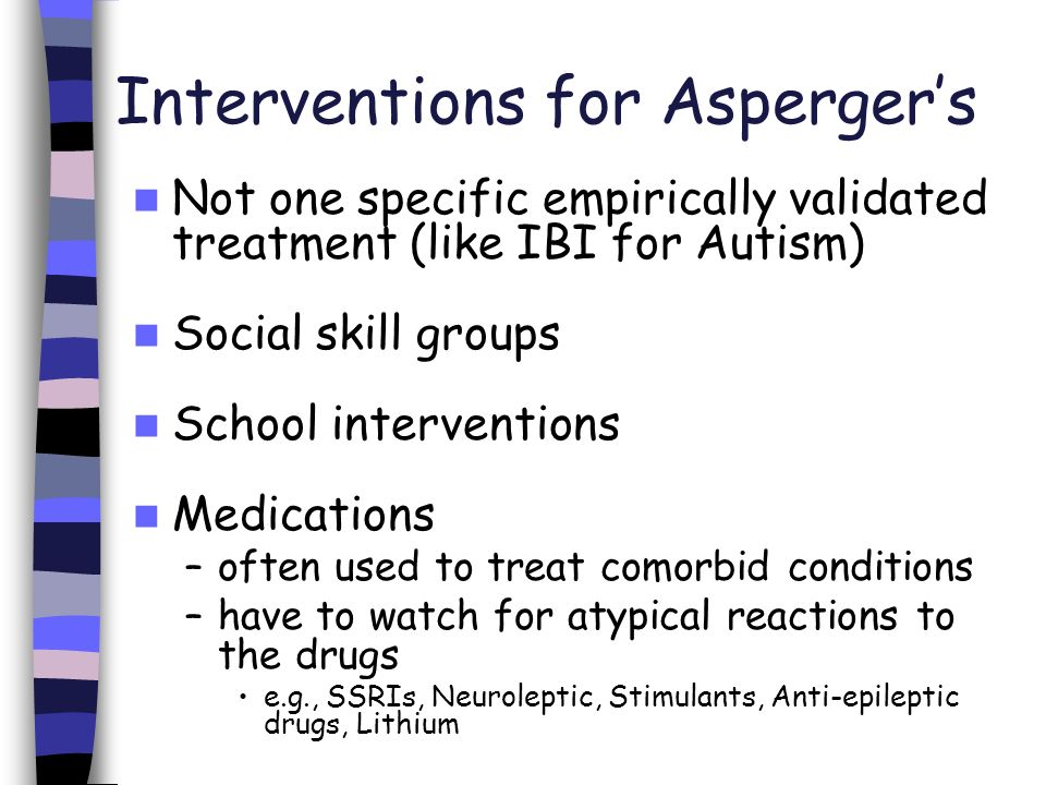 Autism Aspergers Chat Room
