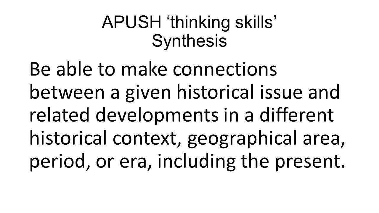 apush terms