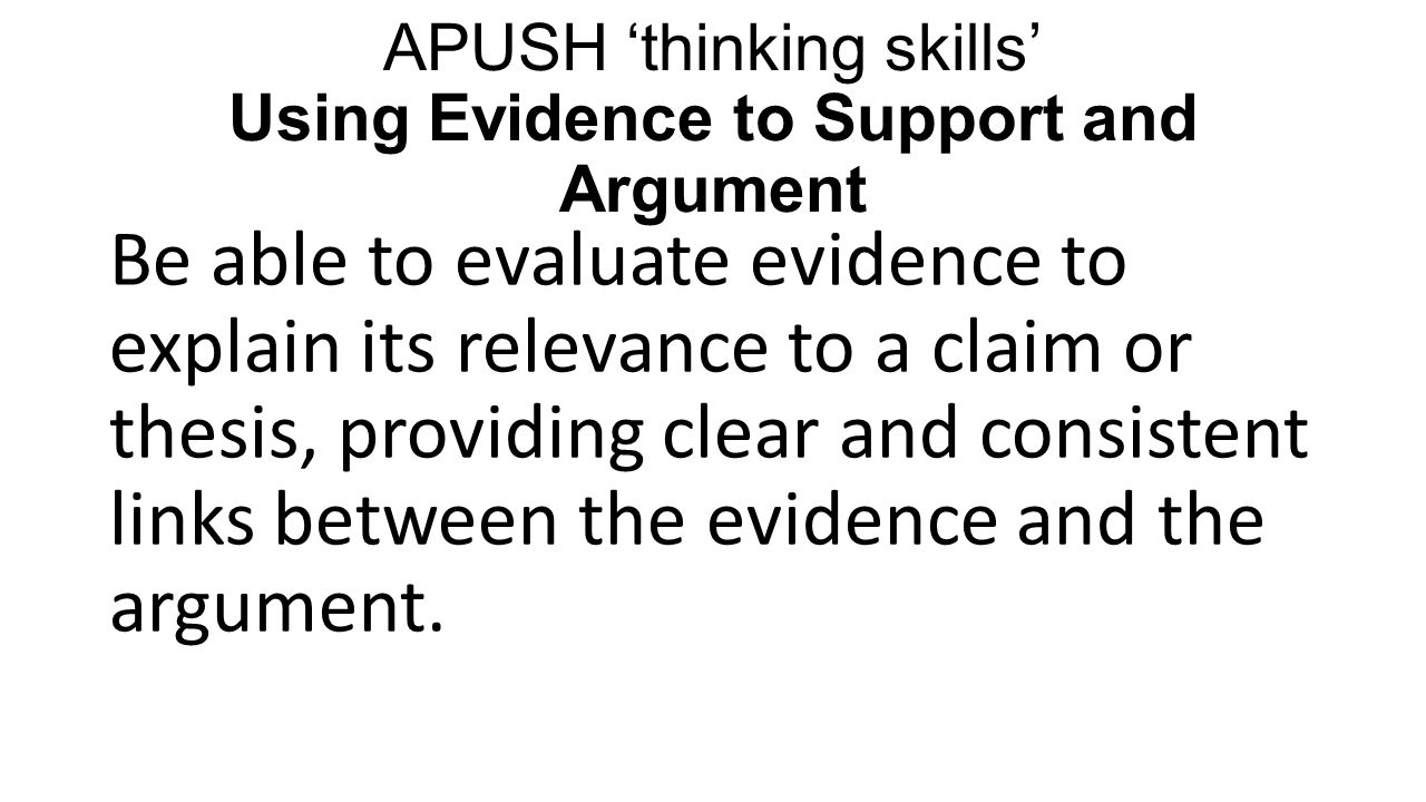 "describe and assess the evidence that Every profile includes an evidence rating, presented in the ""snapshot"" and ""did it work"" sections, which is an assessment of the quality and strength of the evidence that the results described in the profile are due to the innovation and not to other factors."
