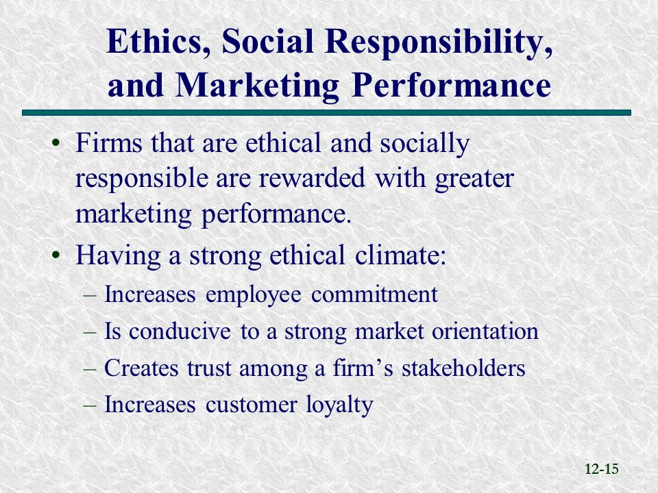what is the relationship between ethics and organizational performance And its employees in all their business activities both internal and in relation to  the  the performance of an organization is sometimes based on the ethical  work.