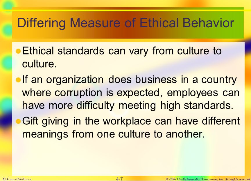 What Is Ethical Behavior in a Workplace?