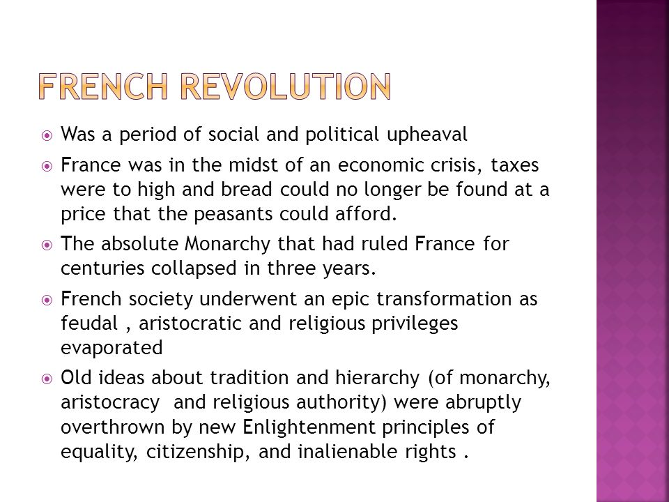the rivalry between britain and in the th century ppt 9 french revolution