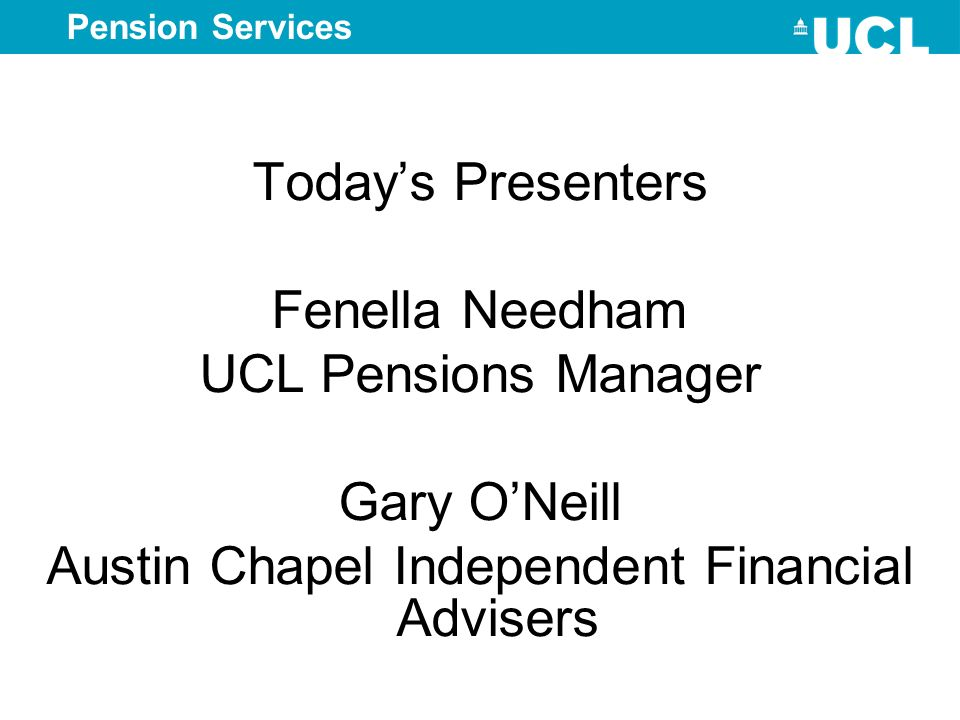 Austin Chapel Independent Financial Advisers