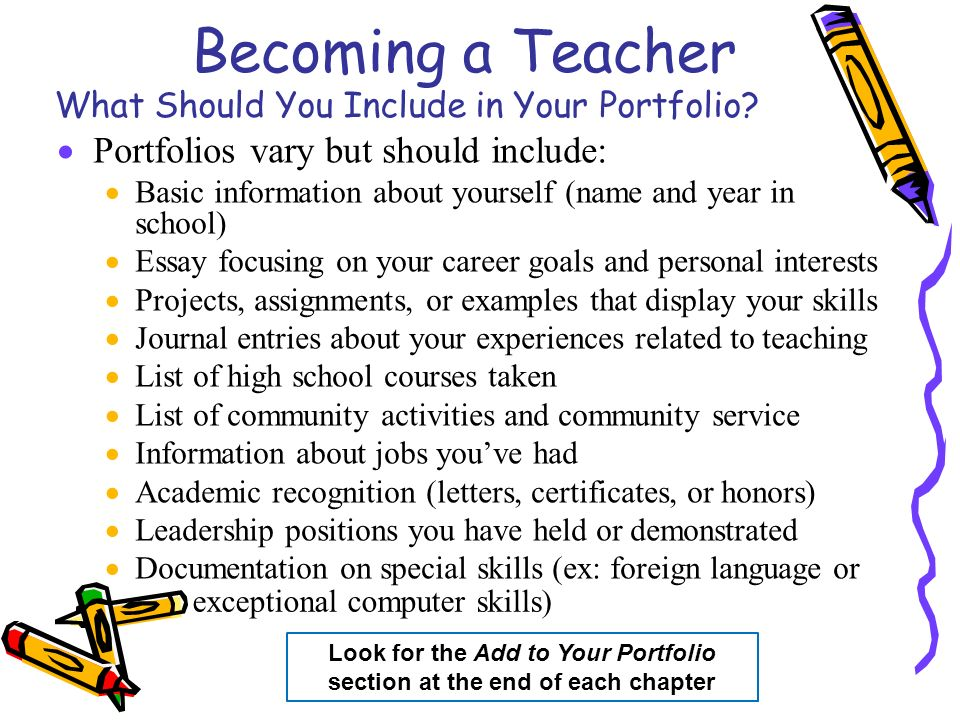principles of education and training ppt video online becoming a teacher characteristics of effective portfolios 22 look