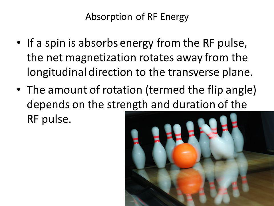 Absorption of RF Energy