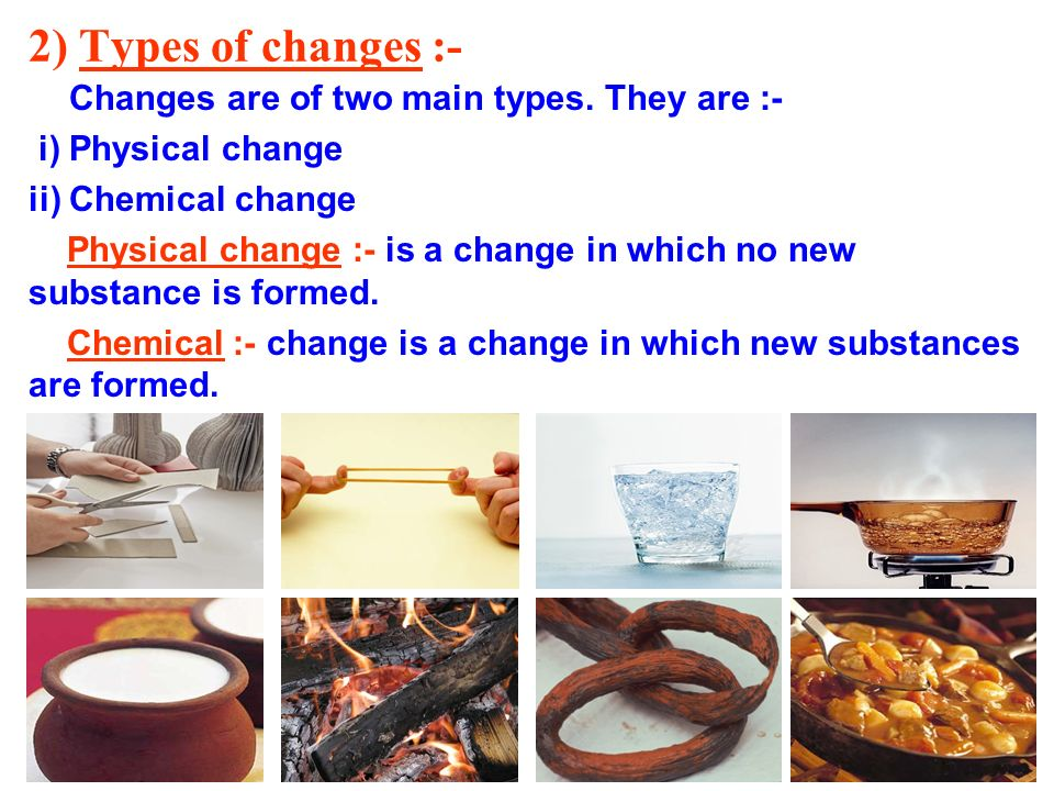 what changes in chapter 6 and All lesson plans from one chapter  energy changes in  vist the materials page to see exactly which materials you'll need to complete the lessons in chapter 6.