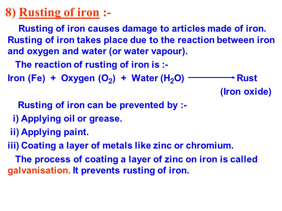 chapter 6 physical and chemical changes ppt video