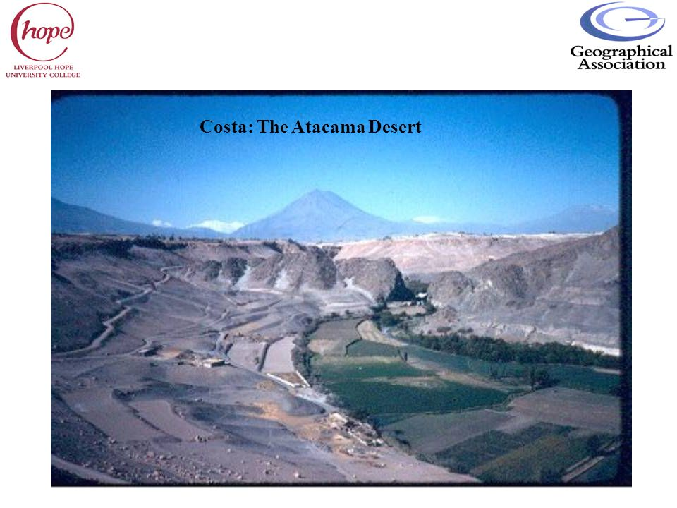 Costa: The Atacama Desert