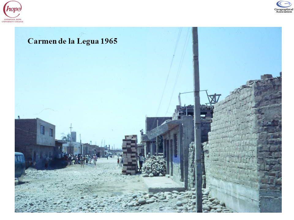 Carmen de la Legua 1965