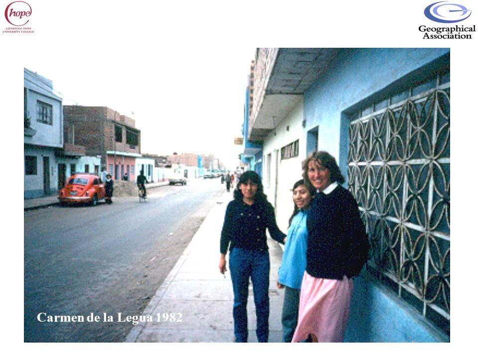 Carmen de la Legua 1982